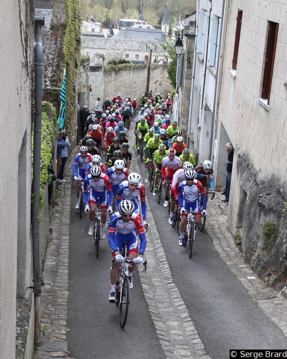 Roue Tourangelle 2019 - Photo Serge Brard